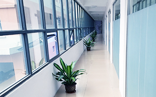 实验室走廊/Laboratory corridor